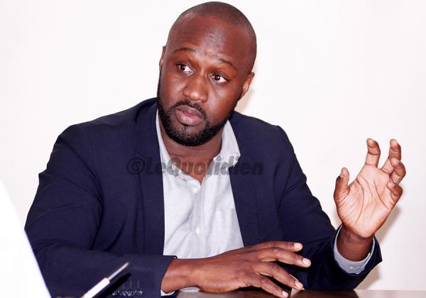 Sourakhata Tirera, homme d'affaires sénégalais vivant en Chine