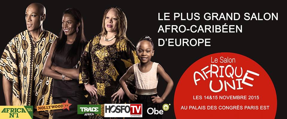 Afrique unie le plus grand salon afro carib en d europe - Salon afrique unie ...