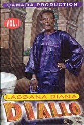 Lassana Diana DIALLO Album 2