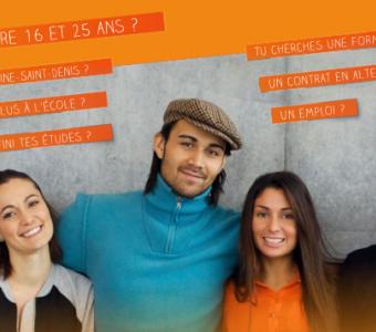 GRDR - Tu as entre 16 et 25 ans et tu habites en Seine-Saint-Denis ?