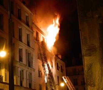 Incendie à Paris 18ème, rue Myrha: huit morts dont deux enfants, la piste criminelle privilégiée