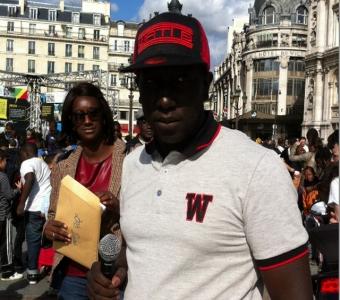 Rencontre avec Mams Ebène YAFFA, « l'homme le plus connecté de Paris »