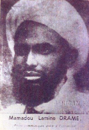Mamadou Lamine Dramé