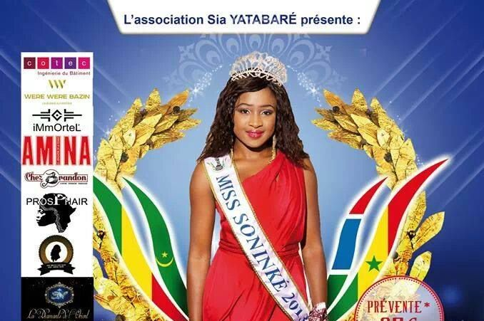 The Election Miss Soninke France 2014, 11th edition, will be held