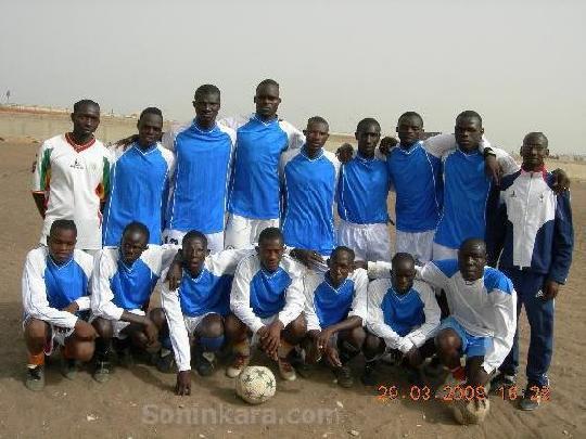 Equipe de Diawara