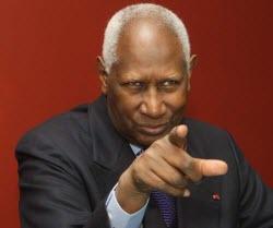 Abdou Diouf: L'Afrique est le futur de la Francophonie