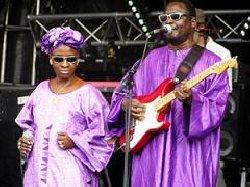 Barack Obama invite Amadou et Mariam
