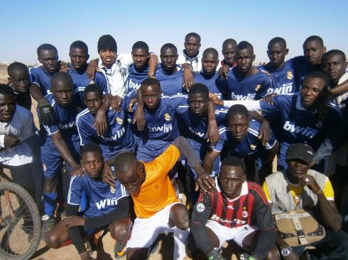 Equipe de Kininkoumou