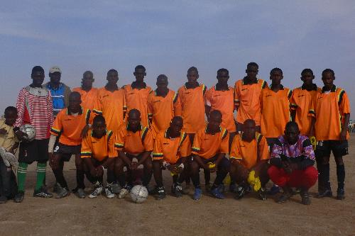 Equipe de Koumbou