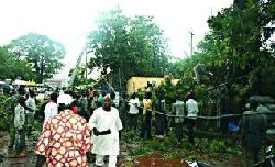 Hivernage: Bourrasques rageuses sur Bamako, la capitale malienne