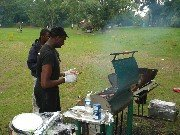 Petit Compte-Rendu du Barbecue du 08 Juillet 2007