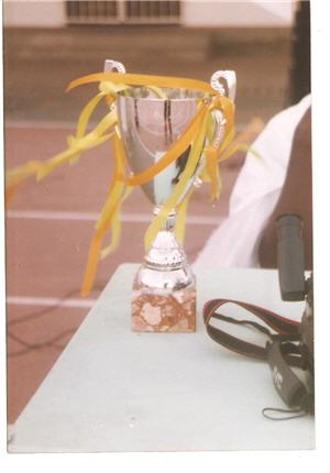 Coupe pour finaliste de l'ASCRG