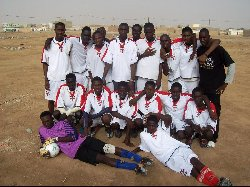 Calendrier du tournoi inter-villages de Guidimakha Edition 2008-2009