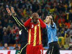 Coupe du monde 2010 l 39 afrique maudit les quarts le portail du peuple sonink - Penalty coupe du monde 2010 ...