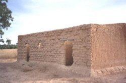 Les constructions des maisons en banco (Tagande et Tenexunde) en pays Soninke.