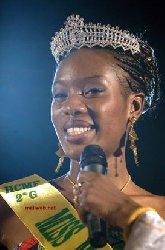 Miss Mali-France 2008: La nouvelle ambassadrice s'appelle Khoumba Fofana