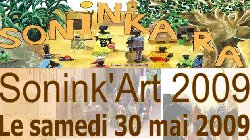 Sonink'ART 2009, c'est le samedi 30 Mai 2009