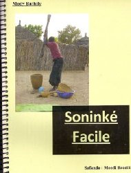 &quot;Le Sonink facile&quot;, nouveau livre de Mody Bathily pour apprendre le Sonink