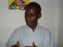 Thiondy Mangassouba, directeur de la radio Jiida FM DAKAR
