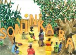 Peinture SONINKARA - auteur : Magali Coulibaly